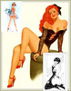 mixed pin ups vintage xrate