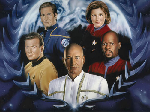 Product picture Star Trek complete ebook collection - 563 books (TXT)